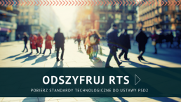 rts-psd2 Regulatory Technical Standards do dyrektywy PSD2